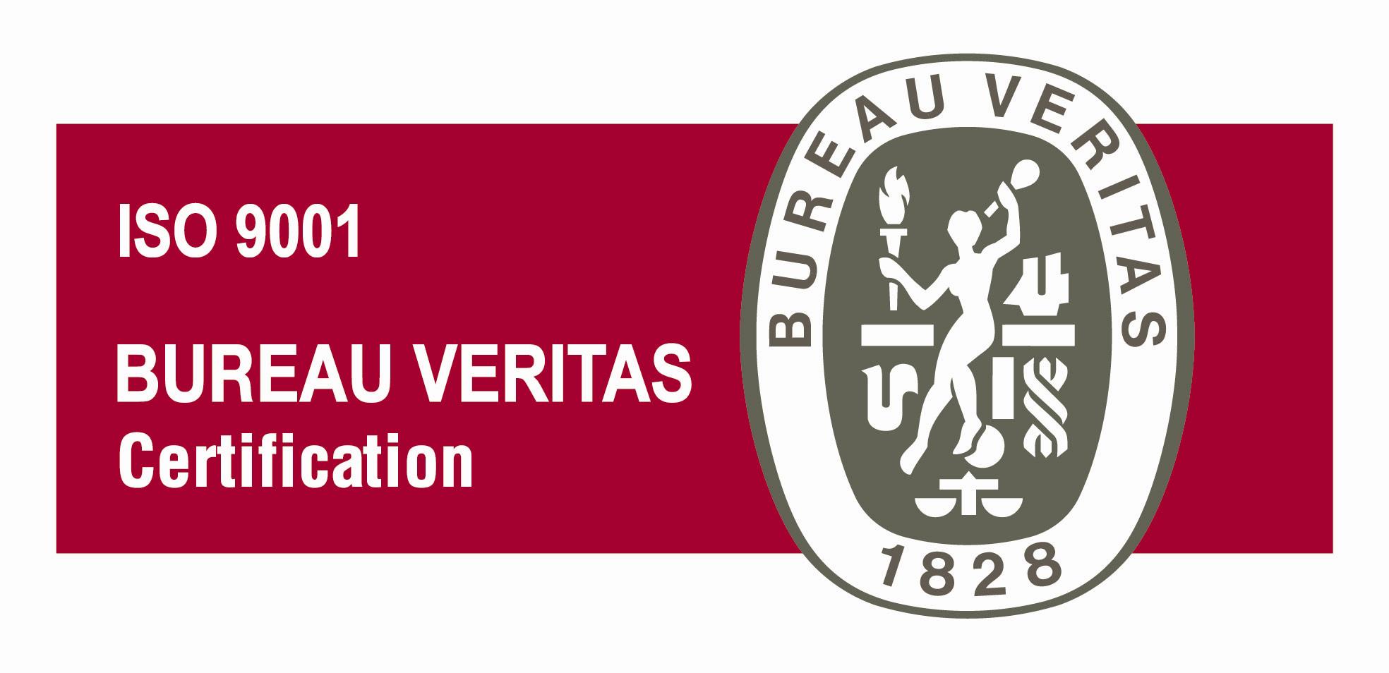 Logo de Bureau Veritas ESPAÑA